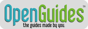 OpenGuides: the guides made by you